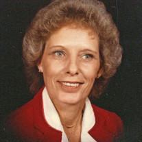 Virginia (Sue) Curtis Johnson
