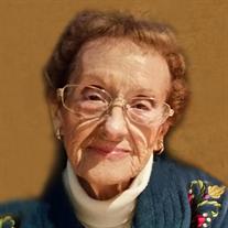 Martha Louise Wanner