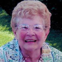 Mrs. Louise Ann Marr