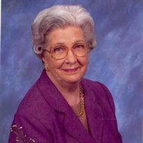 Mrs. Dorothy Hunter