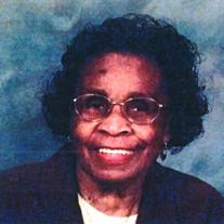 Mrs. Mary Elizabeth Burgess