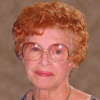 Mrs. Betty Jean Holbrook