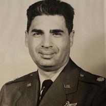 Major Steven Mastropaolo, USAF