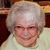 Bobbie Jean (Mamaw) Ford Crigger