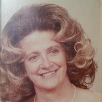 Shirley Jean  Williams