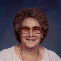 Nellie Irene Bregar