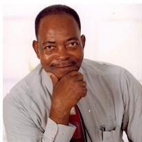 Rev. Eustace Douglas