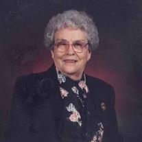 Ruth Marguerite Douglas