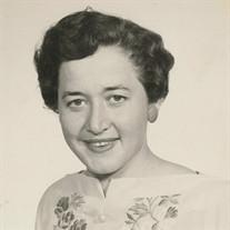 Virgilia M. Boots Crowe