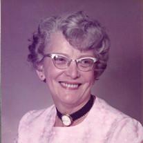 Frances Elizabeth Morris