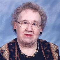 Beatrice Blanche Manns