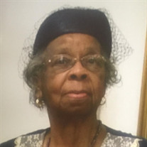 "Mrs. Janie ""Aunt Janie""  Green Johnson"