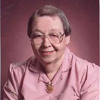Lena Mae Hallowell