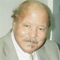 Elder Russell Ove Williams, Sr.