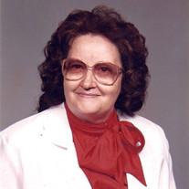 Olgia Mae Moore