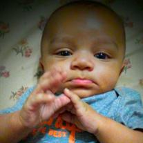 Infant Matthew Alan Morgan-Stokes