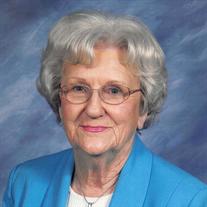 Mrs. Jane Snipes Easterling