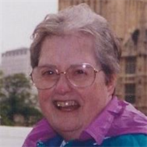 Sister Maria Burgan, SSND
