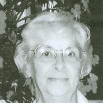 Verna E. Rosenberg