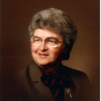 Dr. Sylvia Elizabeth (Betty Lou) Hart, PhD
