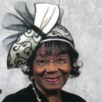 Mrs. Martha Mae Credit
