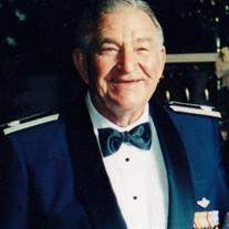 "Lt.Col. Wesley  ""Tom"" Kouba"