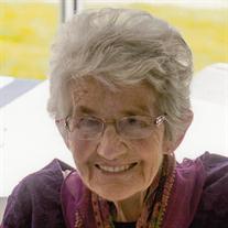 Muriel Bernice Hutchinson Wadleigh