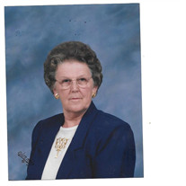 Bertha May Oliver Ozment