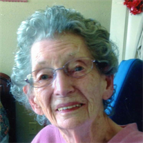 Mildred Cline Moore