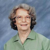 Mrs. Wilma F. Moser
