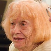 Maxine Anne Harwood Clayson