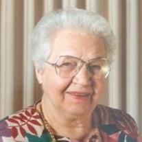 Gertrude A. Sisley