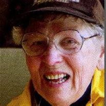 Jeannette Steele Cross