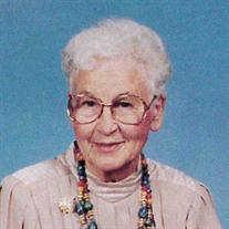Alice Irene Morgan
