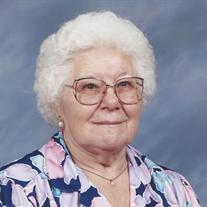 Edna Ruth Vetters