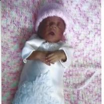 Baby Artiana Faith  Parker