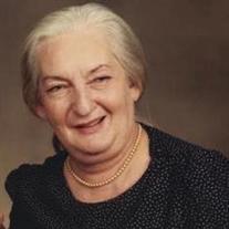 Martha Louise (Lou) Walsh