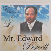 Mr.  Edward Percell