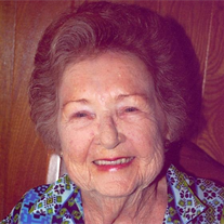 Mrs. Opal Griffith Simmons