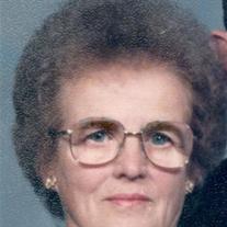 Irene A. Eden