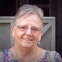 Sharon Alice Shubert (nee Meyn)