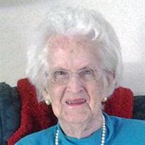 Mrs. Betty Jean Haight