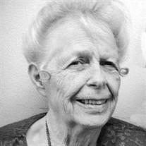 Marlene Joan Clark Zimmerman