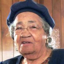 Mrs. Catherine Ann Dorsey