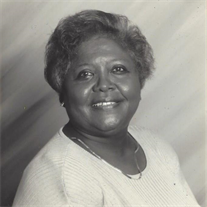 Mrs. Josephine Jackson Gamble