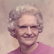 Marjorie Schwanhausser