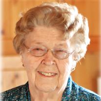 Eva Fay Israelsen Anderson