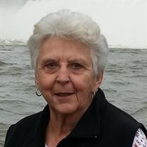 Cecilia F.  Creighton