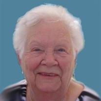 Mrs. Phyllis Lorene Davy (nee Unrath)