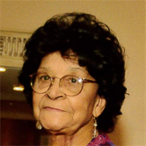 Mrs Nannie Mae Harris